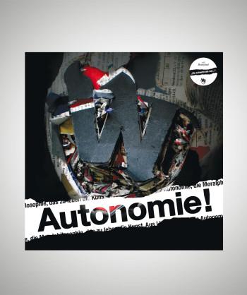 DER W Autonomie Vinyl LP