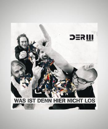 DER W Was ist denn hier nicht los (EP) CD-Mini