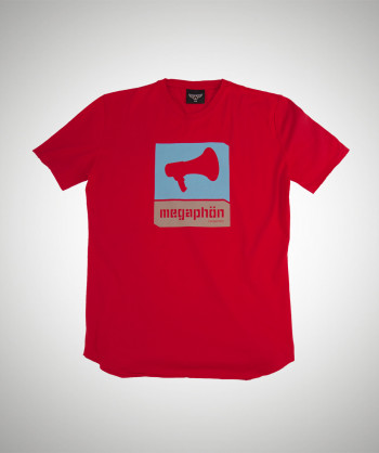 MEGAPHÖN Rot (Standard)