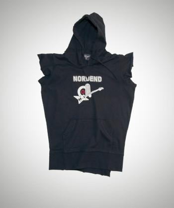 NORDEND Schwarz (Hoodie)