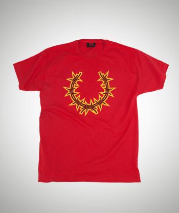 Stacheldraht Rot (Standard)