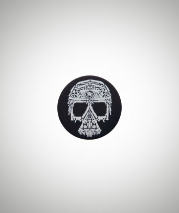 Button: Waffen & Neurosen Stoff