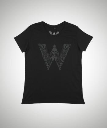 Girlie: DER W IV Logo